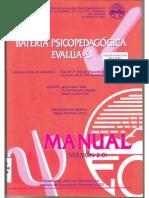 Manual Evalua 3 Version 2.0