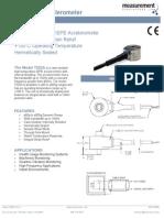 Measurement Specialties - 7202A
