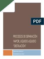 Destilacion