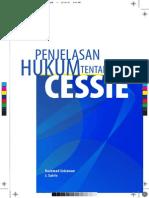 Restatement Cessie