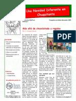 Navidad en Chuquitanta 2009