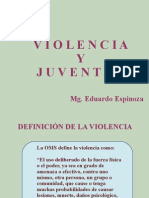 Violencia y Juventud_ponencia_IPRODES