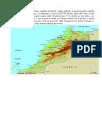 Relieful Marocului
