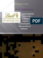 Lindt & Sprungli, Switzerland