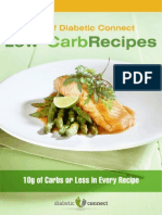 Low Carb Diabetic Recipes