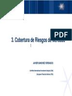 Cobertura Riesgos ESCP Estrat Finan c 2010