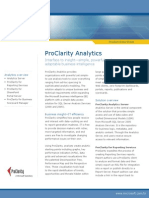 ProClarity Analytics