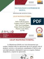 Introduccion de Lean MANUFACTURING