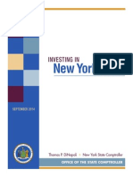 Investing in NY Report 2014
