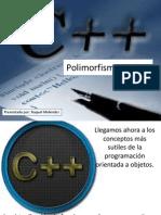 Polimorfismo en C++