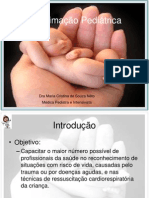 RCP Pediatrica