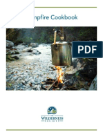 My Wilderness Campfire Cookbook