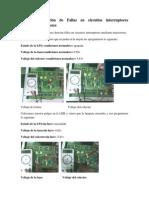 Practica Fallas Transistores y Par Darlington