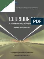 Zbornik Radova Koridor10-2012