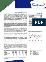 Análisis Bancolombia - Grupo Nutresa