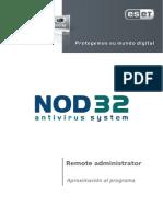 Nod32 Manual Servidor