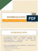 2da Clase - Esterilización