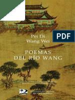 Poemas Del Rio Wang
