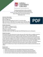 Tlsc 210-002 Fall 2013 Tocci