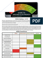 Nokia Guide to Greener Electronics 13