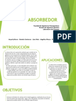 lab2. absorcion