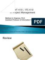 Chapter+4 IT Project Management marine