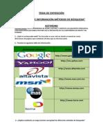 Búsqueda de Información-métodos de Búsqueda