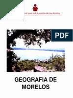 Geografía de Morelos