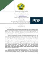 Hipokalemia Periodik Paralisis