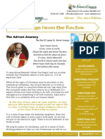 """St. Aidan's """"By the Way"""" Newsletter"""