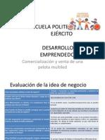 Análisis de una idea de negocio FODA