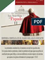 LAS HUELLAS DEL PAPADO II Historia Cristiana en El Marco Del Gran Conflicto