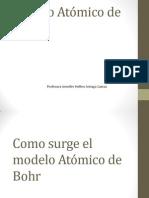 Modelo Atomico de Bohr (1)