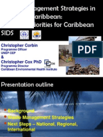 caribbean sids-waste management strategies in wider caribbean