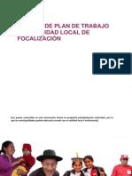 Modelo de Plan Trabajo