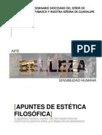 Apuntes Estética Filosófica REVISADO.docx