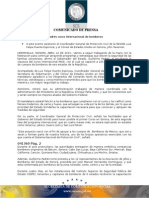 12-04-2013 El Gobernador Guillermo Padrés clausuró el Curso Internacional de Bomberos. B041360