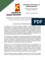 II Congreso IC - El Partido Comunista y El Parlamentarismo