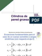 Cilindros Pared Gruesa