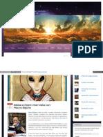 Bibbia e Alieni