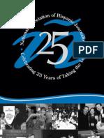 NAHJ 25th Anniversary Retrospective