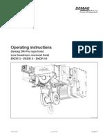 [DIAGRAM_5NL]  Demag DKUN Hoist Operating Manual | Electrician | Safety | Demag Hoist Wiring Diagram |  | Scribd