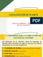 ubicacion DOP