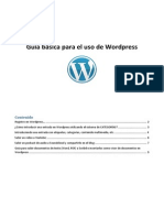 Guía Global Para Wordpress