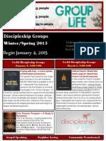 Group Life Catalog.Winter.Spring.2015