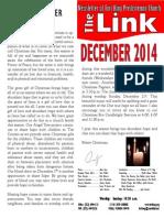 December 2014 LINK Newsletter