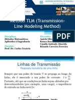 Método TLM (Transmission-Line Modeling Method) (1)