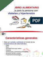 Exposicion de Dibetes HTA