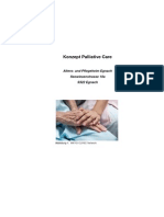 Konzept Palliative Care