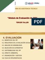 Modulo Evaluacion Diplomado pip